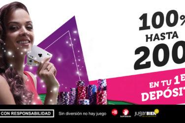 Wanabet Casino Bono de Bienvenida