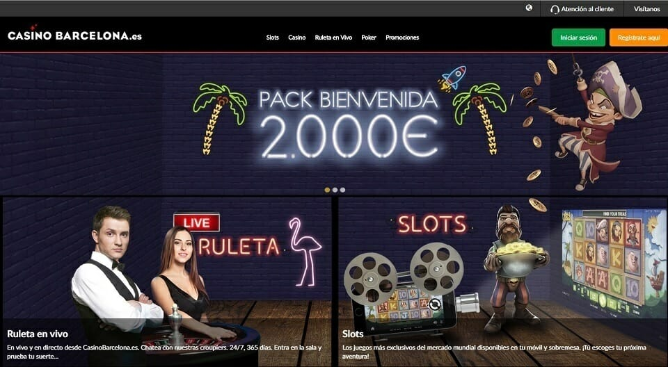 Diviértete en Casino Barcelona