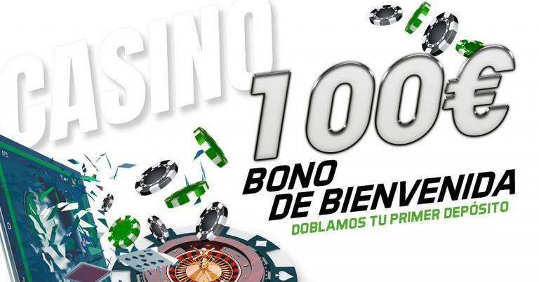 Juegging Casino Bono de Bienvenida