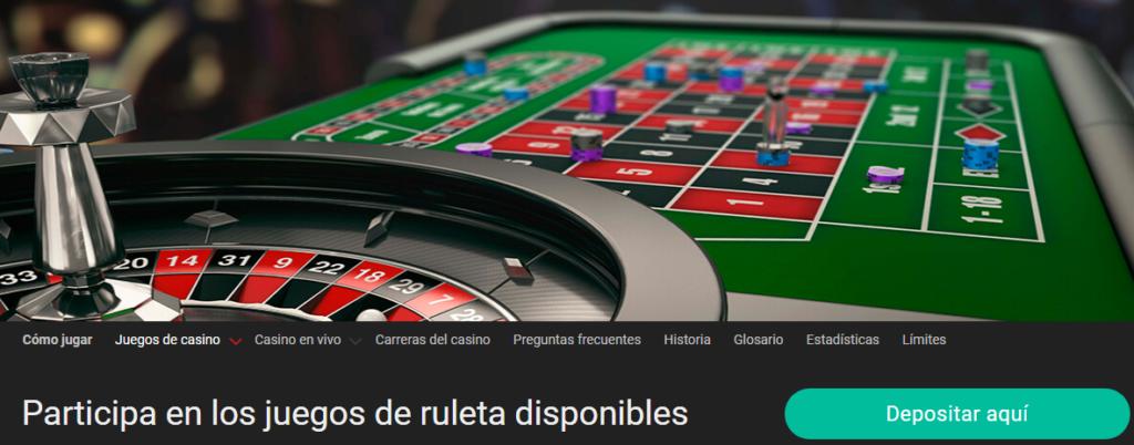 Diviértete girando las distintas ruletas de PokerStars casino