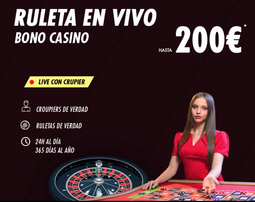 Suertia Casino - Bono de Bienvenida
